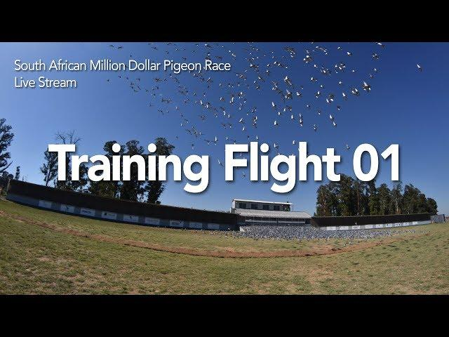SAMDPR 2018 - Training Flight 01