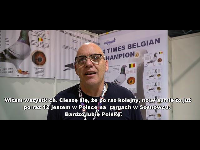 EXPO SOSNOWIEC 2020 - STEFAN STEENBERGEN