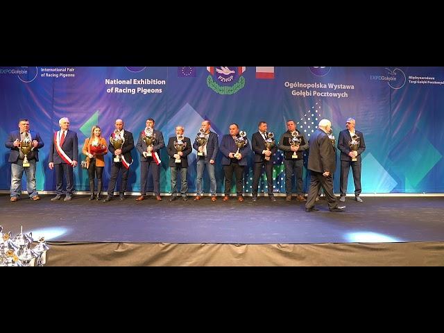 EXPO SOSNOWIEC 2020  - DEKORACJA MISTRZÓW POLSKI 2019
