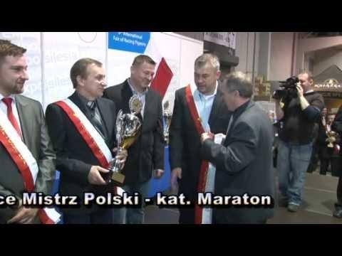 Paweł i Robert Baranowscy - Łochów Wręczenie nagród 2012.