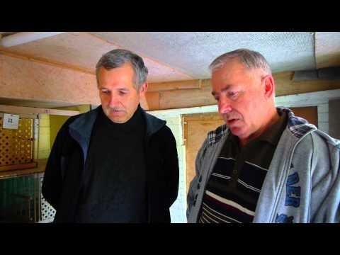 Z wizytą u Kol. Józefa Kwolka PZHGP Oddział Malbork - Sekcja Mleczewo
