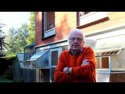 Wolfgang Roeper Interview Part 10/26 Training (Brieftauben)