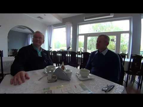 Grzegorz Senkowski - wizyta wspólnie z A. Głazikiem - caly film