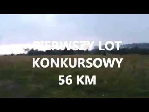 WG Kosakowo - Lot konkursowy nr 1 - 09.08.2016r.