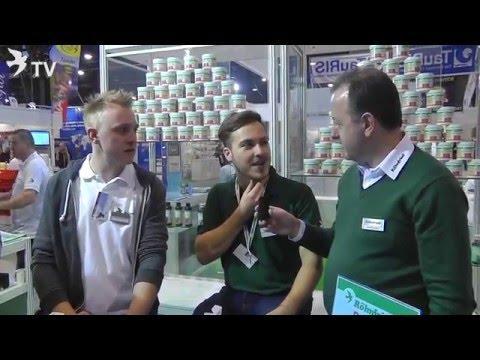 Rozitol Produkt Live Test mit Alfred Berger auf der EXPOGolebie in Polen 2016 (Brieftauben)