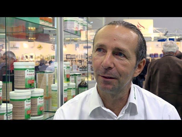 Interview Stefan Grotzsch auf dem Internationalen Taubenmarkt in Kassel 2017