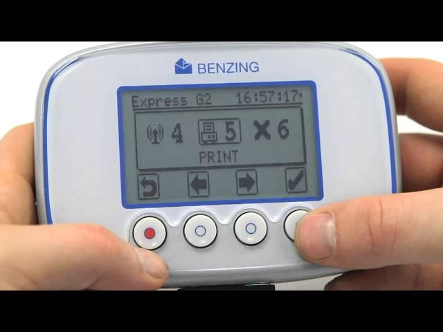 BENZING Express G2 - Pigeon Clocking