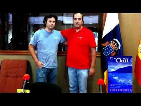 Entrevista a José Ledesma Batista en Gente-Radio
