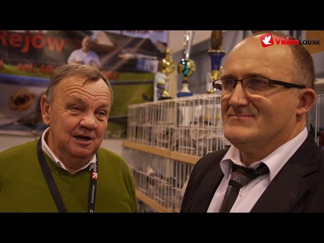 Robert Henkel - Long distance pigeons - Sosnowiec 2018