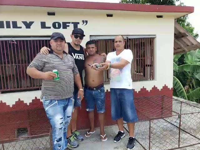 Visitando The Family Loft en esmeralda camaguey cuba