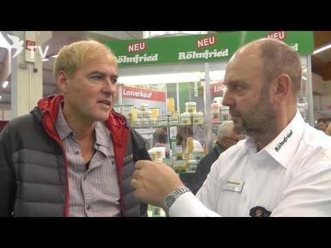 Hans-Paul Eßer im Interview mit Markus Neeb auf dem Int. TaubenMarkt Kassel 2016