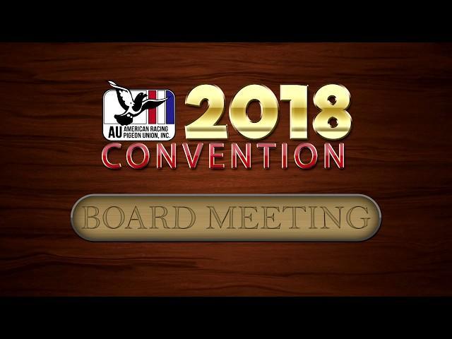 AU Meeting