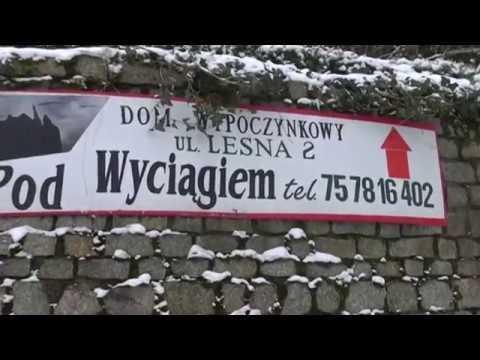 Dom wypoczynkowy Pod Wyciągiem w Świeradowie Zdroju .