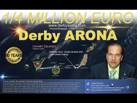 Derby Arona-TENERIFE RACE 2015 - 1 DAY IN ARONA