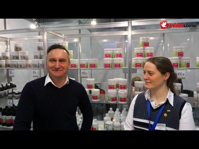 Taubenklinik - produkty na sezon lotowy i nie tylko - Olimpiada Gołębi Poznań 2019