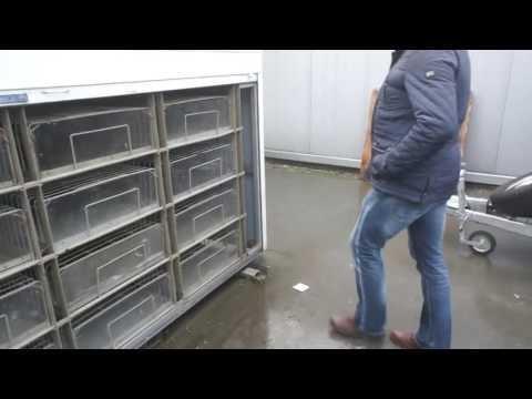 Sklep dlahodowcow.pl - tel. 531 600 603 - kabina do transportu gołębi na sprzedaż.