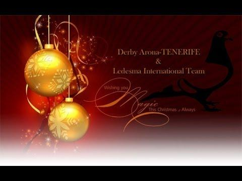 Christmas wishes - Ledesma Family & Arona-TENERIFE Team