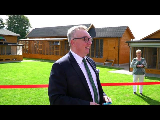 Opening of the EUROPA Breeding Center -     ENGLISH