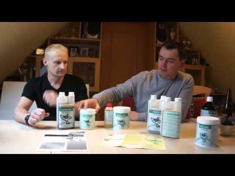 Produkty DE REIGER - prezentują Rico Weisheit i Rafał Czyżewski - 19 03 2016r