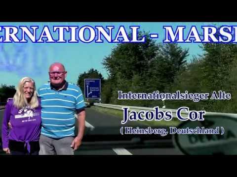 International Pigeon/Duiven/Tauben- Flight/Flug, Marseille 2019 der Sieger Cor Jakobs