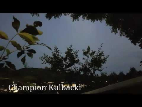 Nocny lot młodych rasy Kulbacki best champions of Europe live night race winner