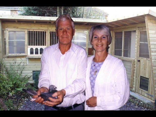 Video 438: Ian & Carol James of Worthing: Premier Pigeon Racers