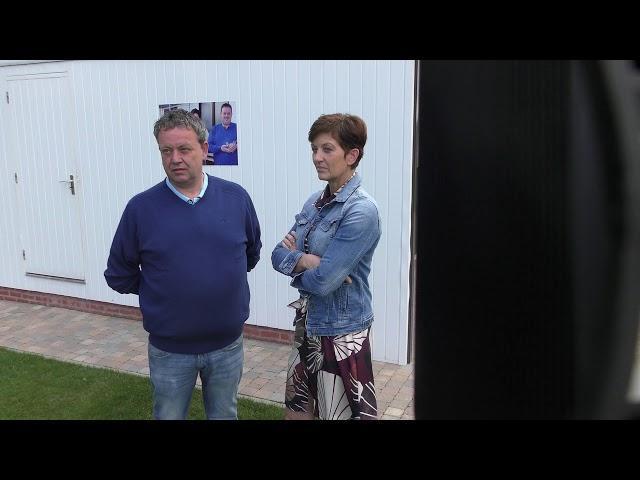 Niels Broeckx - Hokvoorstelling / Loft Presentation Video