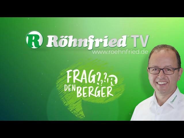 Einsatz von Avimycin & Atemfrei - Frag den Berger - Röhnfried TV