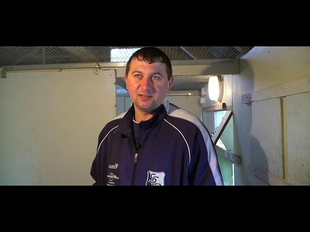 Karmienie, obloty, treningi, przygotowanie do lotu  wg Mistrza Polski Pawła Mędrysy
