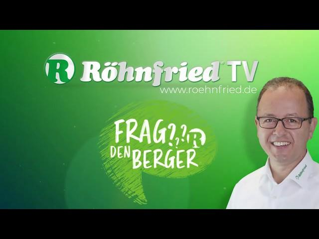 Frag den Berger - Röhnfried TV