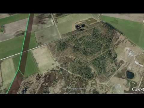 GPS RING.NL vlieglijn postduiven