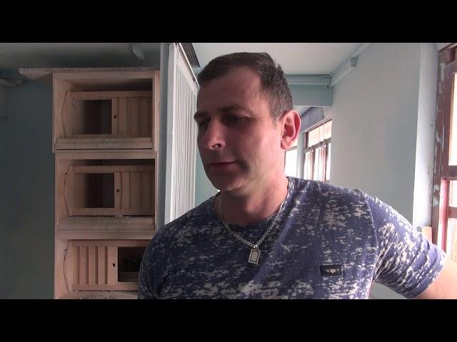 Mistrz długich lotów gołębi Robert Stolarczyk tel.697857564