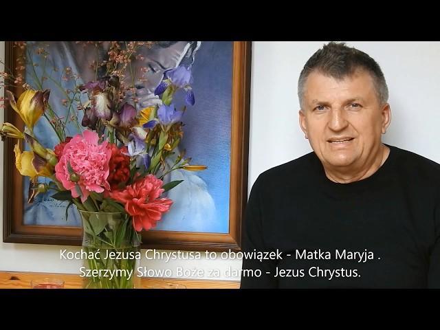 Kochać Jezusa Chrystusa to obowiązek - Matka Maryja .Szerzymy Słowo Boże za darmo - Jezus Chrystus.