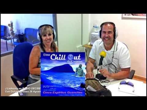 Entrevista a José Ledesma Batista en Radio Decibelios - Dulce Meneses