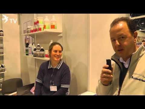 Dr. med. vet. Elisabeth Peus im Kurzinterview mit Alfred Berger auf der EXPOGolebie in Polen 2016