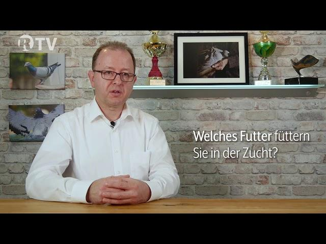 Das ideale Taubenfutter in der Zucht – Frag den Berger – Röhnfried TV