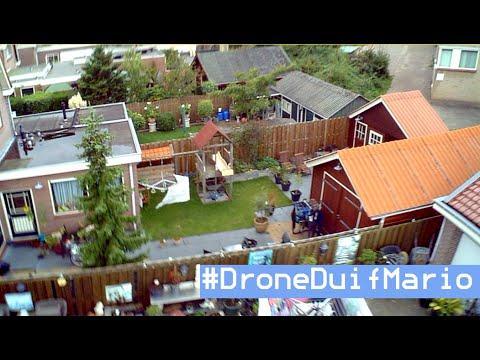 #Drone DuifMario [postduif met camera]
