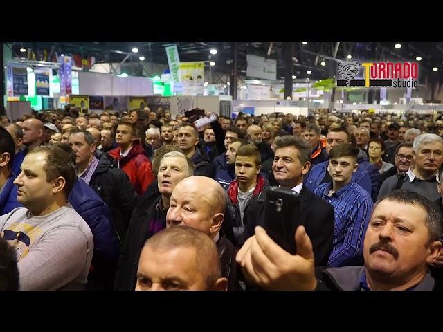 EXPO Sosnowiec - Dekoracja Mistrzów 2018