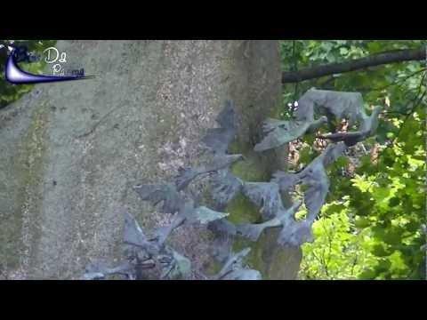 Monument Racing Pigeons World War 1/Brieftauben Denkmal 1. Weltkrieg/Monumento 1º guerra Mundial