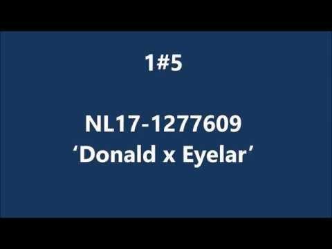 NL17-1277609 Donald x Eyelar