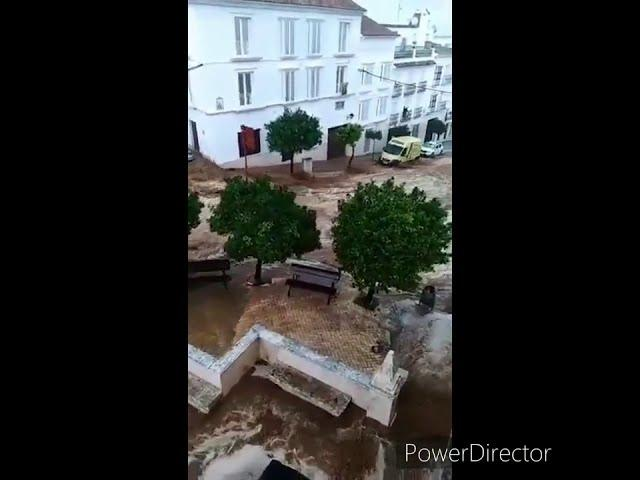 Spanish Rains | Hails stones | Flooding | 2020 | Covid19 | August 11 | Second Half