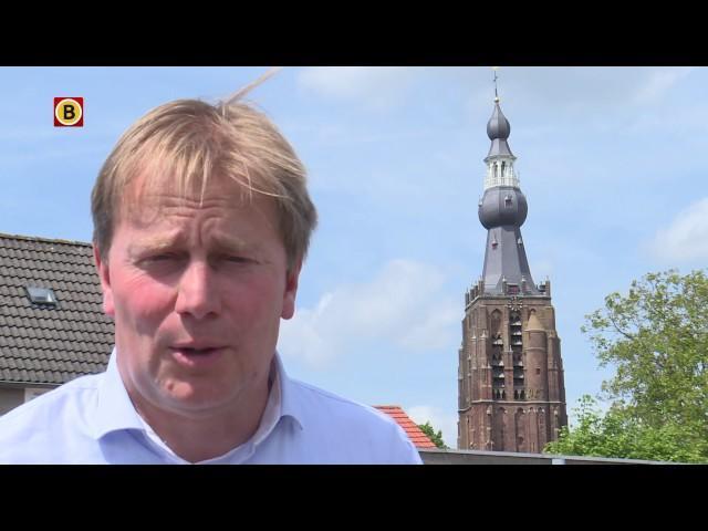Slechtvalken zijn de schrik van duivenmelkers in Hilvarenbeek