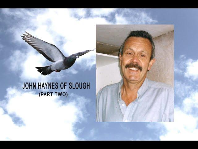 Video 433: John Haynes of Slough (Part 2): The Full Loft Visit Footage