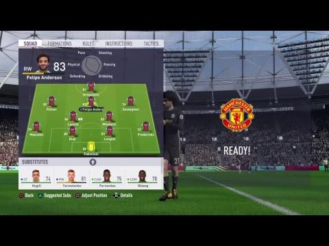 Fifa 18 West ham Career Mode #8