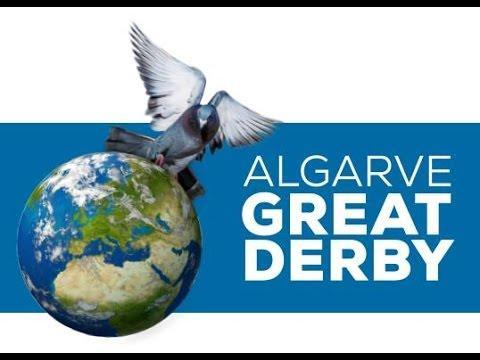 1º Treino Algarve Great Derby 2016