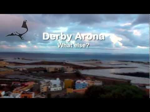 Arona-TENERIFE Pigeon Race 2012 - Survival Race Flock-A 25 Jan 2012