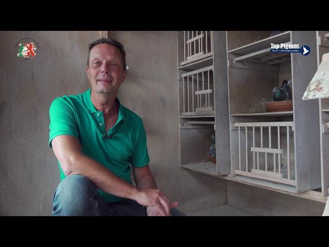ZLU wedvlucht winnaar Agen  (Oude)  2019   Bert Prasing