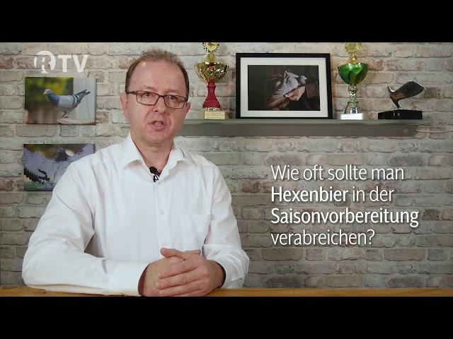 So verabreiche ich Hexenbier – Frag den Berger – Röhnfried TV