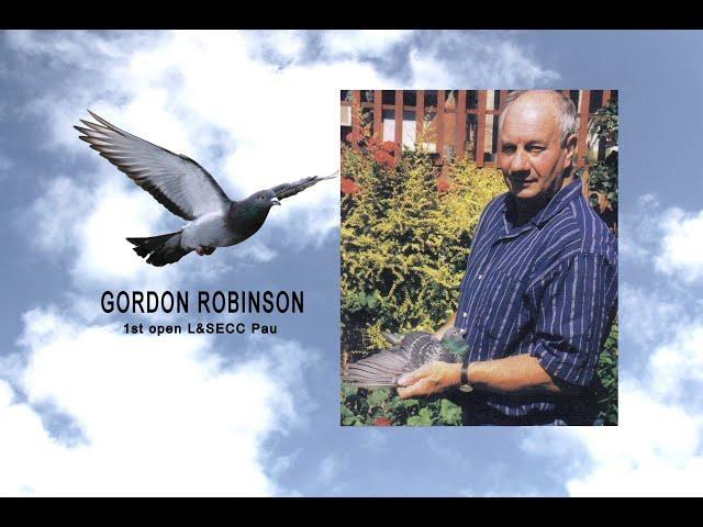 Video 435: Gordon Robinson of Dunstable: Premier Pigeon Racer