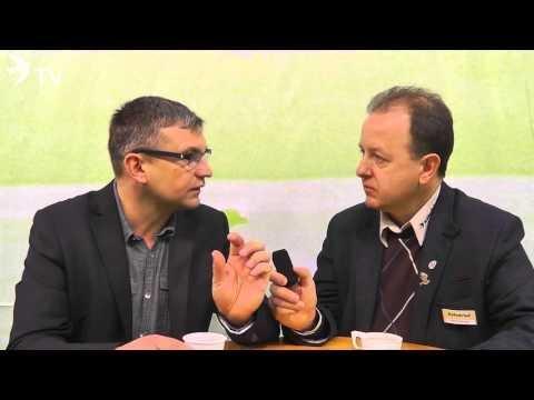 László Nagypál über den Taubensport in Ungarn mit Alfred Berger auf der Fugare 2016 (Brieftauben)